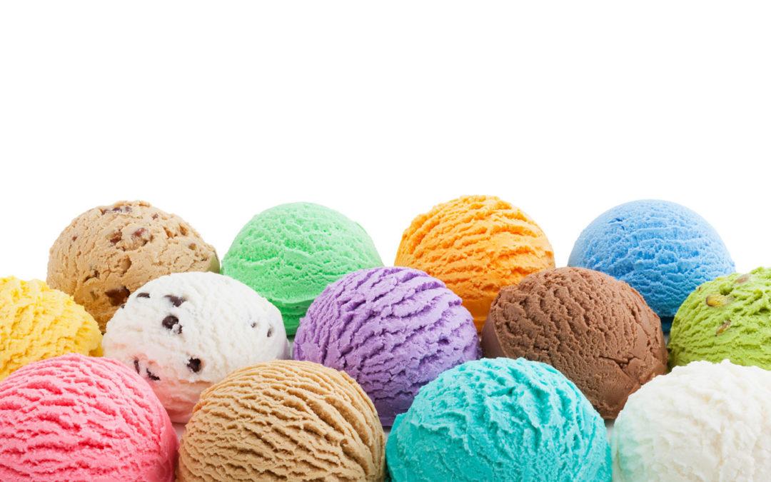 Ice Cream Is Trending
