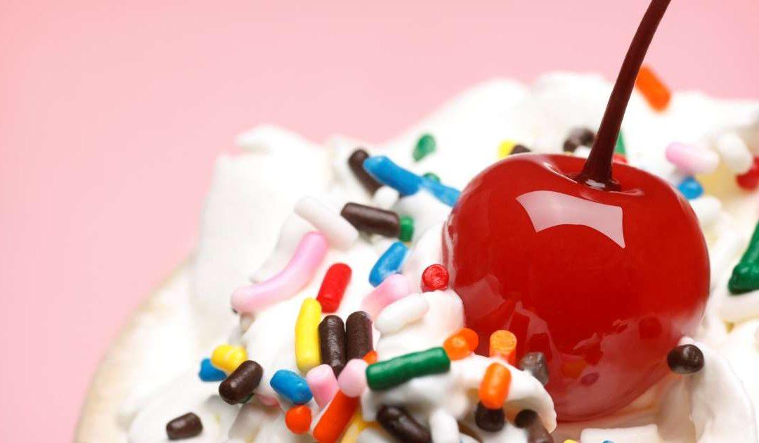 History of the Ice Cream Sundae